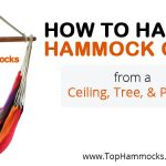 How to Hang a Hammock Chair