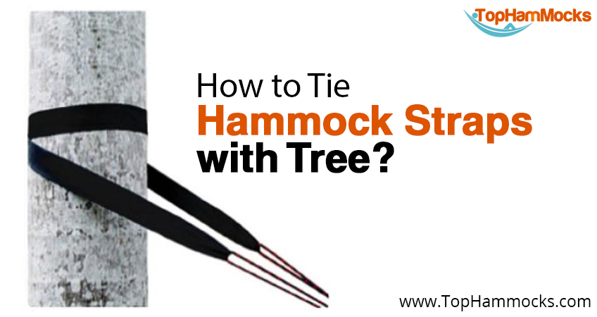 How To Tie Hammock Straps