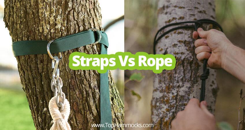 Straps Vs Rope
