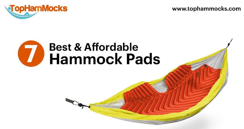 Best Hammock Pads
