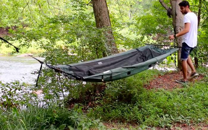 best lay flat hammocks setup