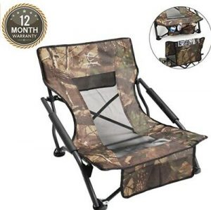 Hitorhike Folding Hunting Chair, the best hammock hunting seat on the market